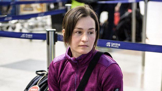 Veronika Vítková na archivním snímku.