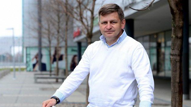 Fotbalový trenér Miroslav Soukup