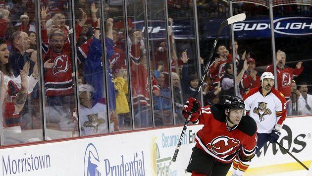 Stephen Gionta z New Jersey bude jednou z posil hokejistů USA na šampionátu.