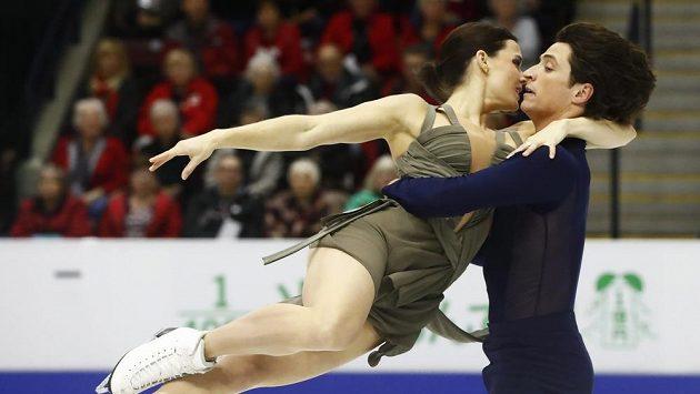 Kanadský taneční pár Virtueová, Moir.
