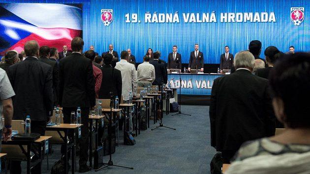 Poslední valná hromada FAČR předsedu nezvolila...