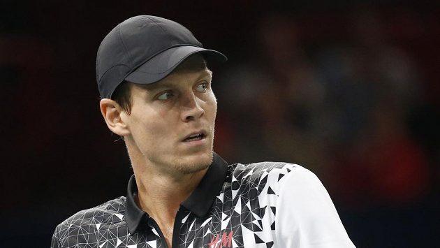 TENIS: Berdych postoupil v Paříži do čtvrtfinále. Turnaj mistrů má na dosah