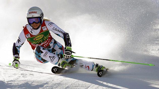 Rakouská sjezdařka Eva-Maria Bremová má po sezóně.