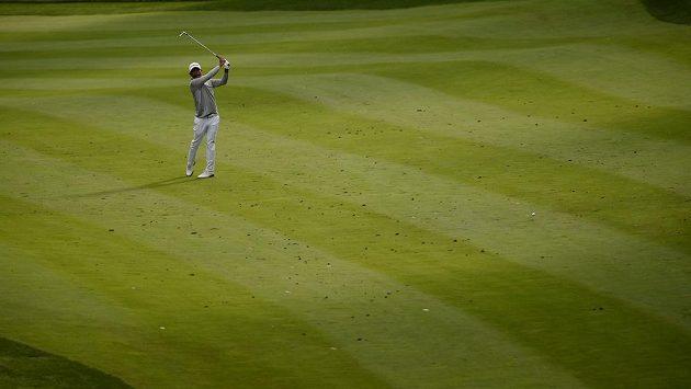 Anglický golfista Ross McGowan se po jedenácti letech dočkal druhého titulu na European Tour. (ilustrační foto)