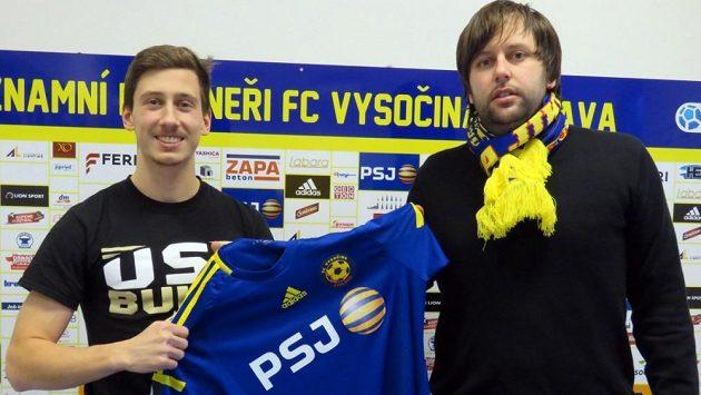 Mládežnický reprezentant Till Schumacher z Borussie Dortmund posílí Jihlavu.