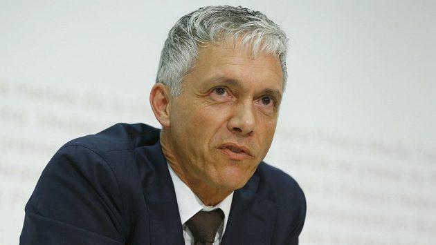 Švýcarský generální prokurátor Michael Lauber.