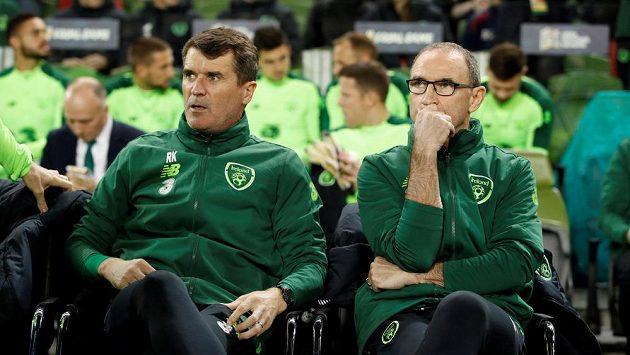 Irská fotbalová reprezentace změní po pěti letech trenéra. Kouč Martin O'Neill a jeho asistent Roy Keane rezignovali.