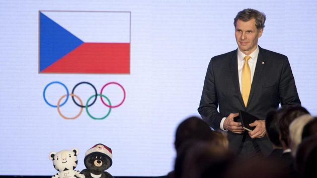 Předseda Českého olympijského výboru Jiří Kejval byl zvolen členem Mezinárodního olympijského výboru.