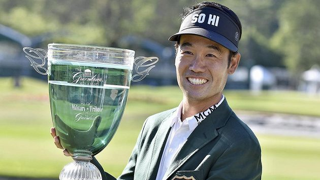 Americký golfista korejského původu Kevin Na se ve White Sulphur Springs díky skvělému závěrečnému kolu dočkal druhého titulu na PGA Tour.