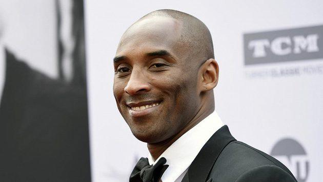 Bývalá basketbalová hvězda Kobe Bryant.