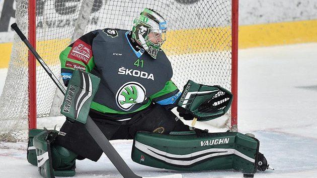 Brankář Pavel Kantor odchází z Mladé Boleslavi do Třince.