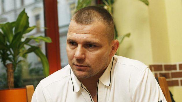 Marek Švec, trenér reprezentace.