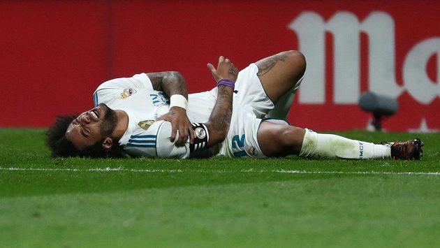 To je rána. Obránce Realu Madrid Marcelo teď musí ve Španělsku doplatit na daních skoro třináct miliónů korun.