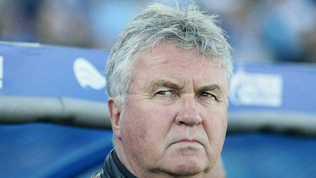 Trenér Guus Hiddink