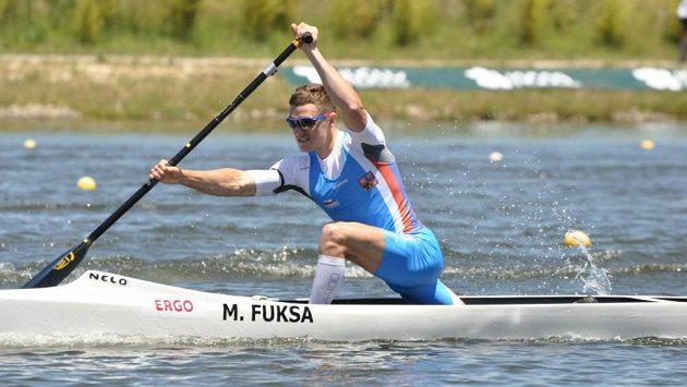 Kanoista Martin Fuksa neměl v Portugalsku konkurenta.