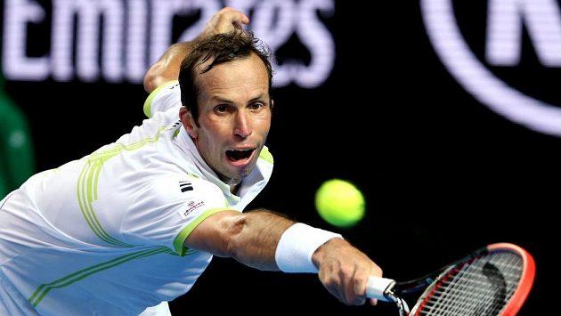 Český tenista Radek Štěpánek si na Australian Open zahraje finále čtyřhry.