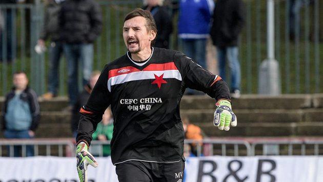 Martin Vaniak během Silvestrovského derby internacionálu.