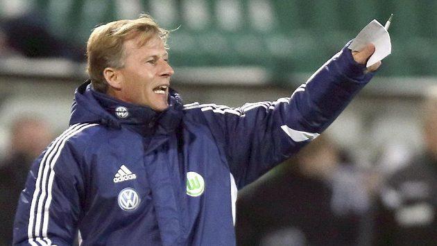 Andries Jonker povede Wolfsburg po Valerienu Ismaëlovi. V minulosti u týmu působil jako asistent.