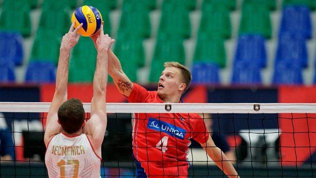 Volejbalový reprezentant Donovan Džavoronok má být v nové sezoně tahounem italské Monzy.