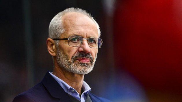 Trenér Hradce Králové Václav Sýkora - ilustrační foto.