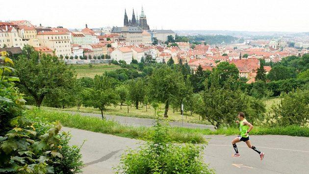 Takto se běhá v Praze.