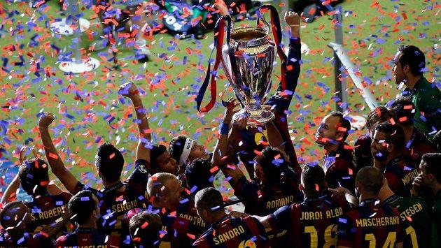 Závěrečný turnaj Ligy mistrů se odehraje v Lisabonu (ilustrační foto)