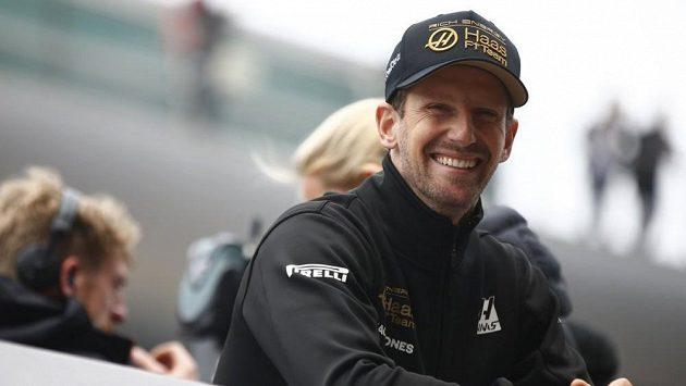 Romain Grosjean je hrdinou.