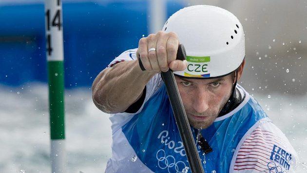 Vítězslavu Gebasovi těsně unikla v Riu olympijská medaile.