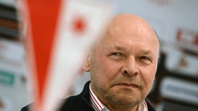 Slávistický trenér Miroslav Koubek před startem jarní části fotbalové Gambrinus ligy.