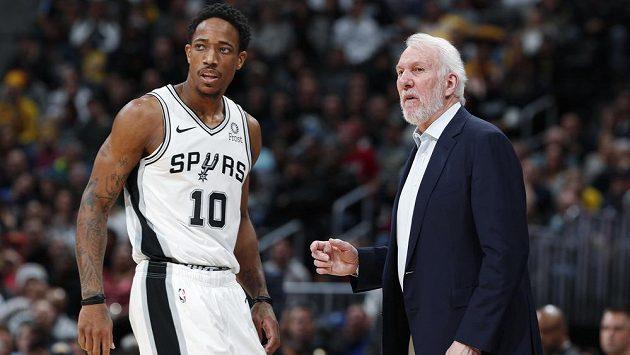 Basketbalisté San Antonia uspěli v NBA na palubovce Detroitu a díky tomu jejich kouč Gregg Popovich vyrovnal v historické tabulce v počtu vítězství na třetím místě Jerryho Sloana.