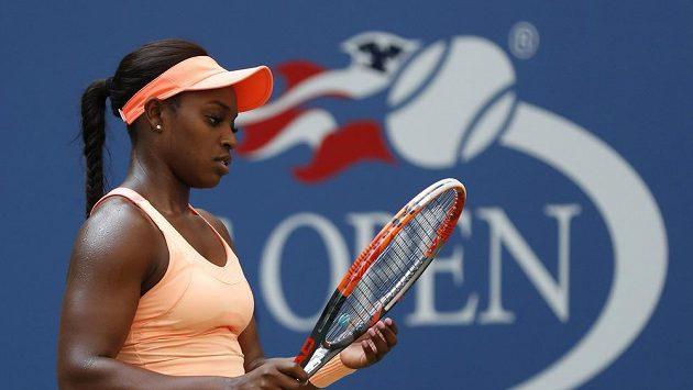 Sloane Stephensová na US Open