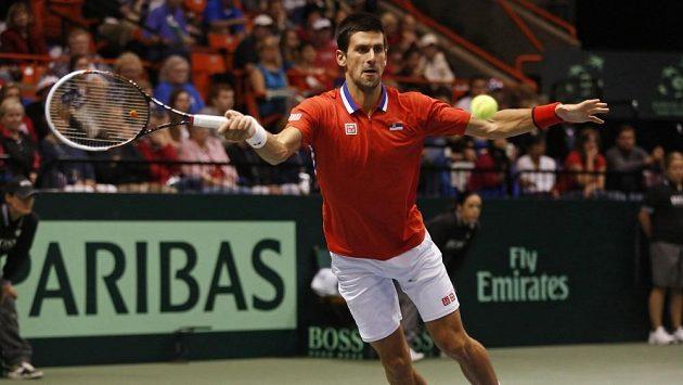 Novak Djokovič by měl být brzy fit.