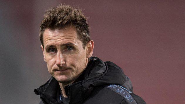 Útočník Miroslav Klose ukončil kariéru.
