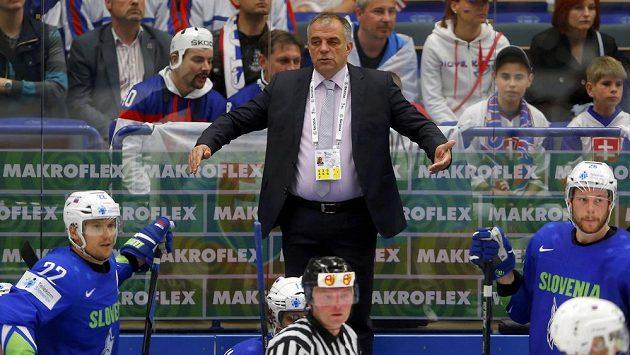 Slovinský trenér Matjaž Kopitar končí na lavičce národního týmu.