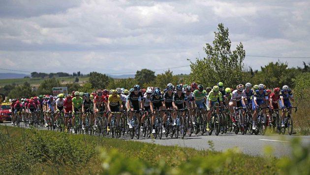 Dvanáctá etapa letošního ročníku Tour de France bude zkrácená.