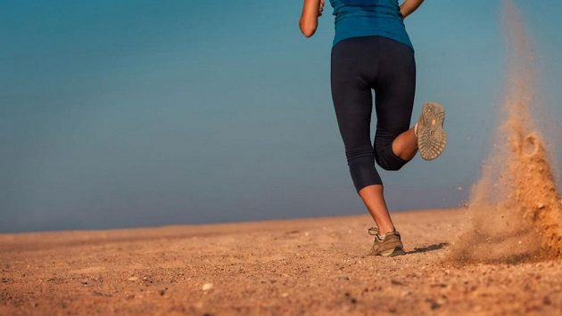 Ano, i z vás může být pouštní běžec!