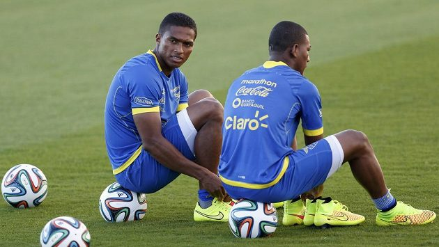 United si pojistili ekvádorského kapitána Antonia Valenciu.