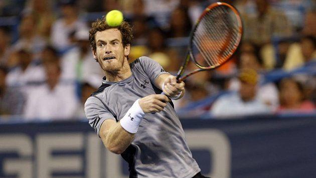 Britský tenista Andy Murray ve Washingtonu odehrál jen den zápas a končí.