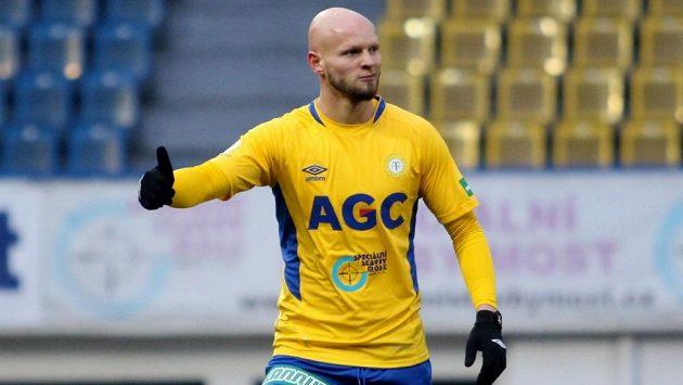 Obránce Zurab Ciskaridze odchází z Teplic do Švédska.