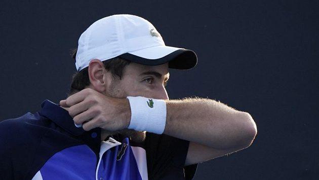 Francouz Elliot Benchetrit na Australian Open vysvětloval nepříjemnou aférku.