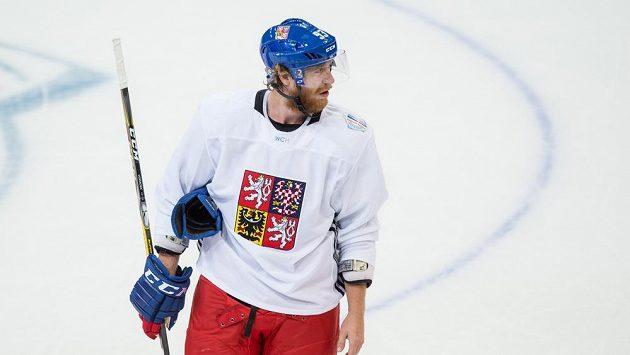 Jakub Voráček se na olympiádu v Koreji nepodívá, NHL zamítla start hráčů pod pěti kruhy.