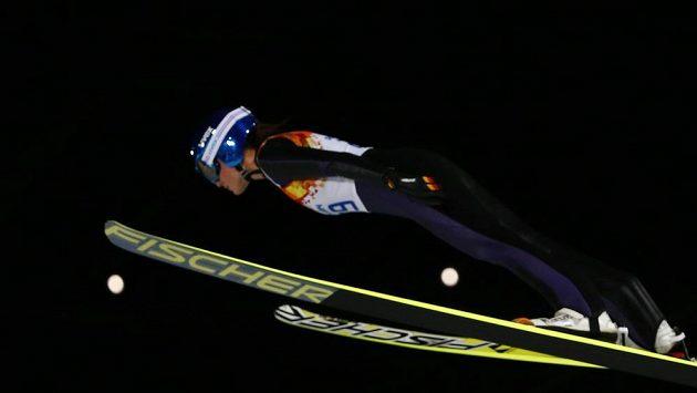 Carina Vogtová si doskočila pro premiérové olympijské zlato.