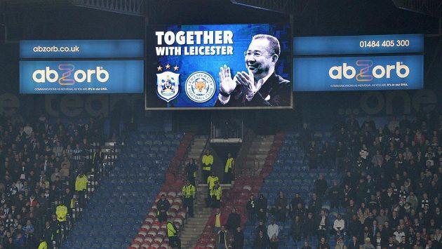 V Leicesteru uctili památku Vičaje Srivadtanaprapchy.