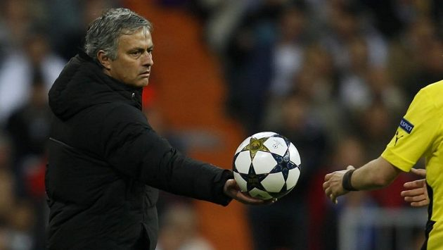José Mourinho by byl v Chelsea vítán.