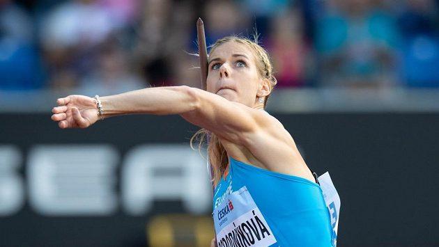 Nikola Ogrodníková skončila na pátém místě (archivní foto)