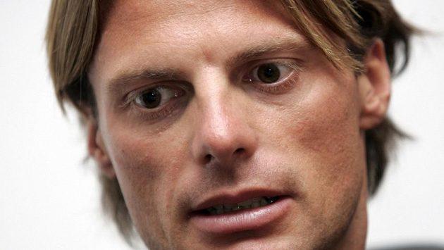 Vítěz Gira d'Italia z roku 2007 Danil Di Luca.