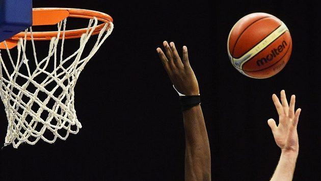 Basketbalová Liga mistrů - ilustrační foto.