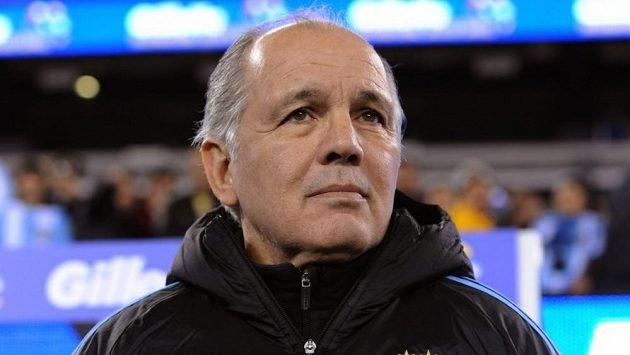Bývalý trenér argentinské fotbalové reprezentace Alejandro Sabella.