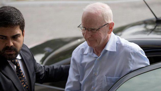 Šéf irského olympijského výboru Patrick Hickey.
