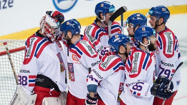 Čeští hokejisté znají svého prvního soupeře na MS (ilustrační foto)